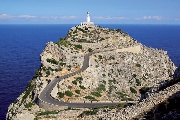 Monument - Circuit Le Grand Tour des Baléares Majorque (palma) Baleares