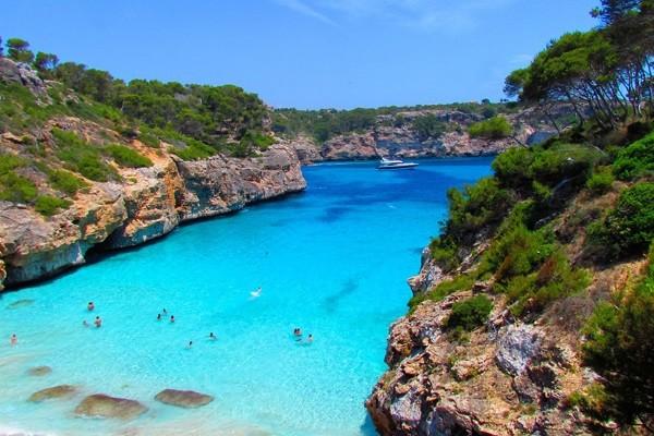 Plage - Circuit Le Grand Tour des Baléares Majorque (palma) Baleares