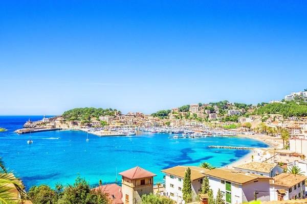 Vue panoramique - Circuit Le Grand Tour des Baléares Majorque (palma) Baleares