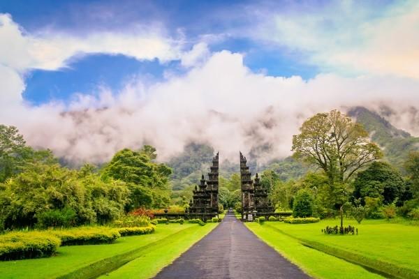 (fictif) - Combiné Ubud, Ujung & Plage 3* Denpasar Bali