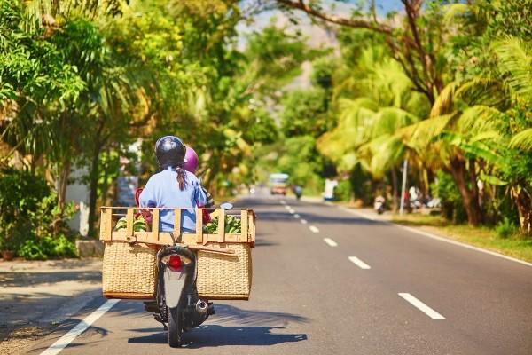 (fictif) - Circuit FRAM Balade à Bali Denpasar Bali