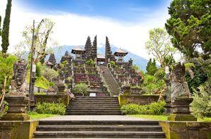 Bali-Denpasar, Circuit Jardin d'Eden Charme + Fontana