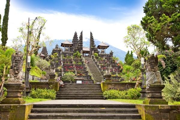 (fictif) - Jardin D'eden 3* Charme Fontana 4* Denpasar Bali