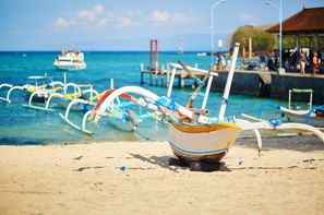 Vacances Nusa Dua: Circuit Soleil de Bali et ses plages