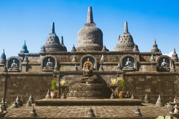 Monument - Jardin D'eden 3* Charme Fontana 4* Denpasar Bali