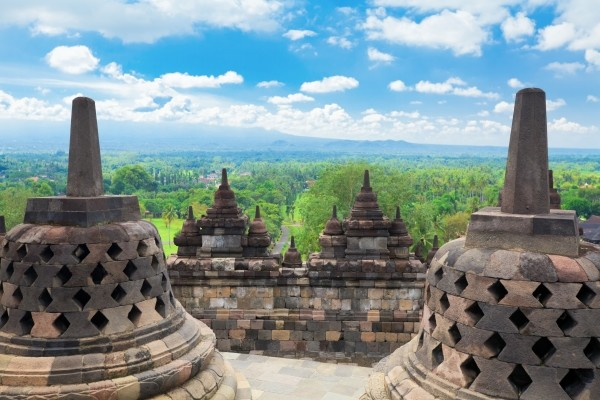 Monument - Circuit Le Grand Tour d'Indonésie : Célèbes - Java - Bali Denpasar Bali