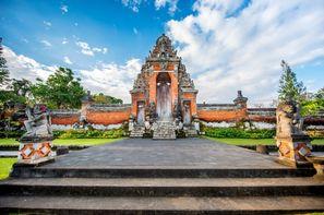 Bali-Denpasar, Circuit Jardin d'Eden charme & séjour à Seminyak au Maison At C Boutique