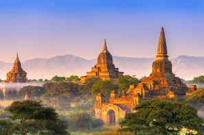 Birmanie-Mandalay, Circuit Les Immanquables de la Birmanie