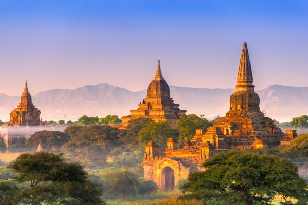Monument - Circuit Les Immanquables de la Birmanie Mandalay Birmanie