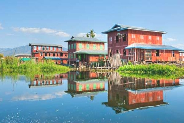 Nature - Circuit Lumières de Birmanie & Ngapali 3* Mandalay Birmanie