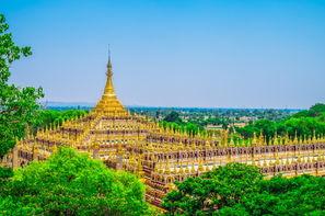 Birmanie-Mandalay, Circuit Lumières de Birmanie & Ngapali