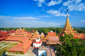 Birmanie-Mandalay, Circuit Splendeurs de Birmanie