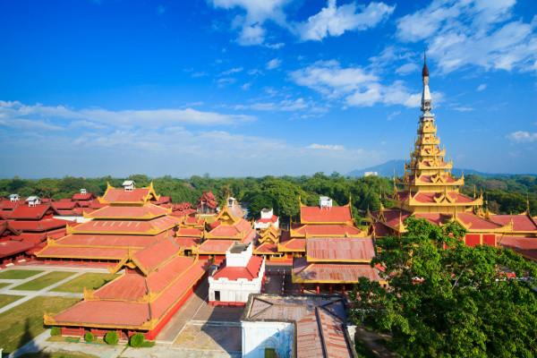 Palais Royal Mandalay