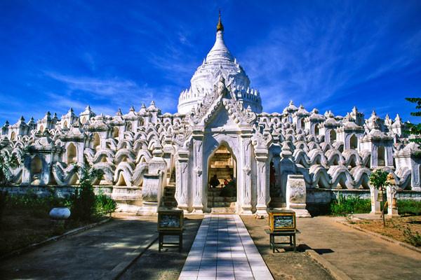 Monument - Circuit Les Incontournables de la Birmanie 3* Mandalay Birmanie