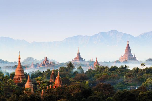 Monument - Circuit Birmanie Légendaire Yangon Birmanie