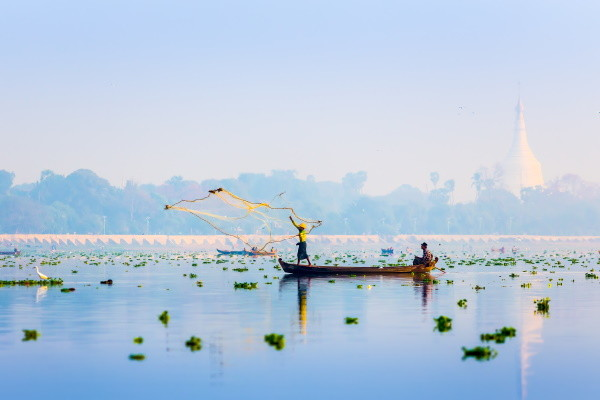 Nature - Circuit Echappée Birmane Yangon Birmanie