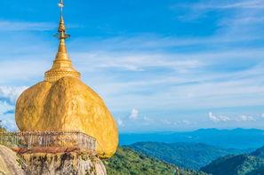 Birmanie-Yangon, Circuit FRAM Birmanie Légendaire & pré-extension Rocher d'Or