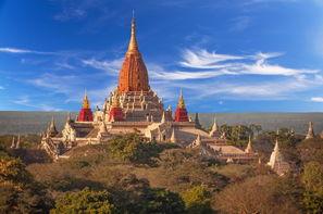 Birmanie-Yangon, Circuit FRAM Birmanie Légendaire