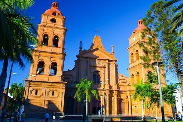 Ville - Circuit Majestueuse Bolivie Santa Cruz Bolivie