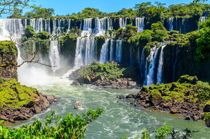 Bresil-Foz do Iguaçu, Circuit Regard sur le Brésil