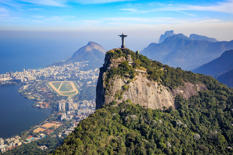 Ville - Circuit Regard sur le Brésil & extension Imbassai Foz do Iguaçu Bresil