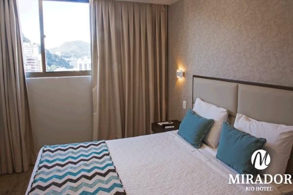 Chambre - Hôtel Réveillon Rio de Janeiro 4* Rio Bresil