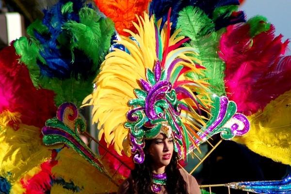 La Carnaval de Rio de Janeiro