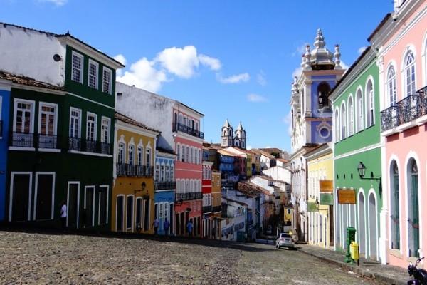 (fictif) - Circuit Impréssion du Brésil Salvador De Bahia Bresil