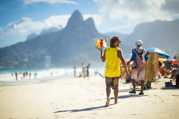 Plage - Circuit Découverte du Brésil Salvador De Bahia Bresil