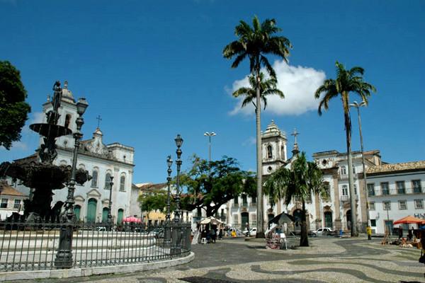 Ville - Circuit Découverte du Brésil Salvador De Bahia Bresil