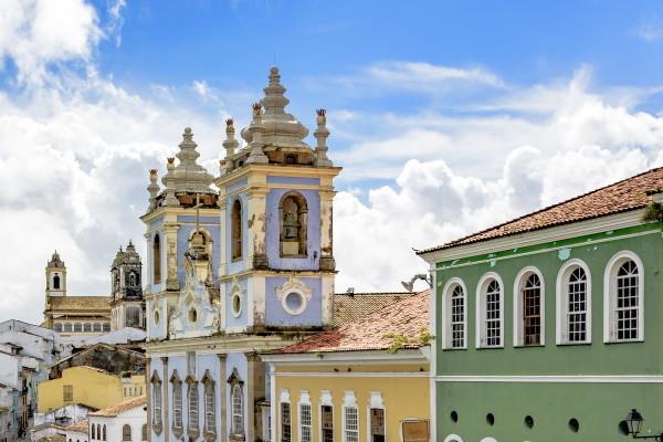 Monument - Circuit Charme colonial du Brésil Salvador De Bahia Bresil