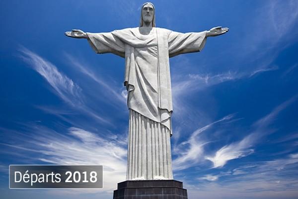 Statue du Christ Rédempteur Rio