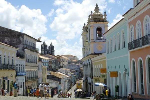 Ville - Circuit Merveilles du Brésil Salvador De Bahia Bresil