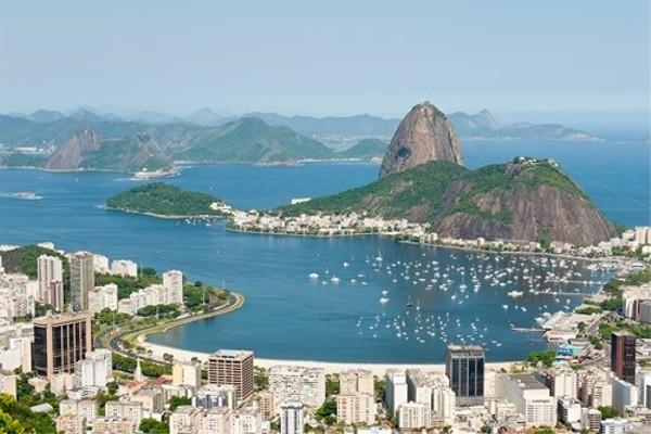 Vue panoramique - Circuit Merveilles du Brésil Salvador De Bahia Bresil