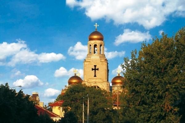 Monument - Circuit Trésors de Bulgarie Sofia Bulgarie