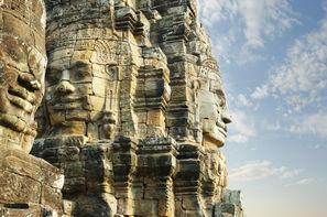 Cambodge-Phnom Penh, Circuit Les Inoubliables Cambodge & Thailande