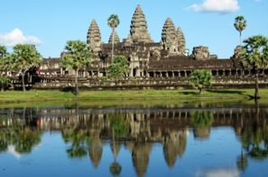 Cambodge-Siem Reap, Circuit Splendeurs du Cambodge
