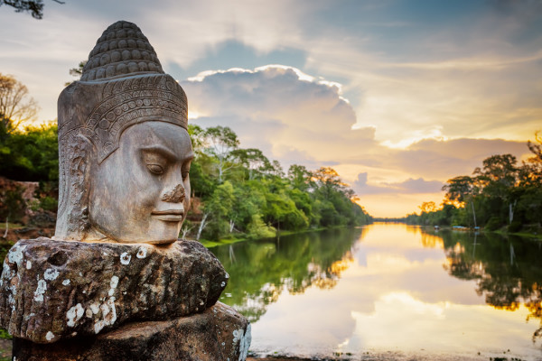 Monument - Circuit Le Cambodge en Liberté 3* Siem Reap Cambodge