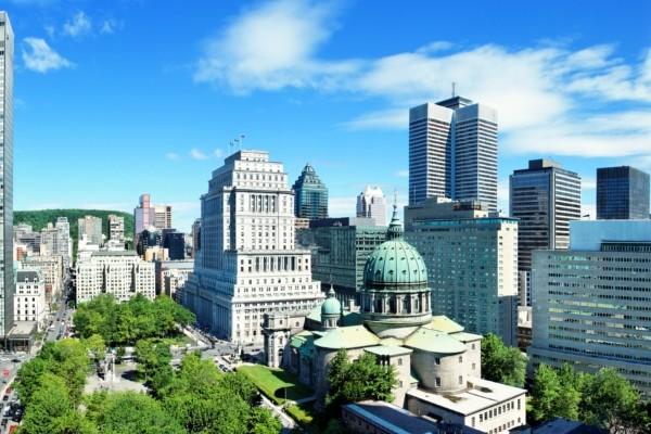 Monument - Circuit Inoubliables des USA/Canada Montreal Canada