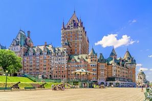 Vacances Montreal: Circuit Incontournables USA-Canada