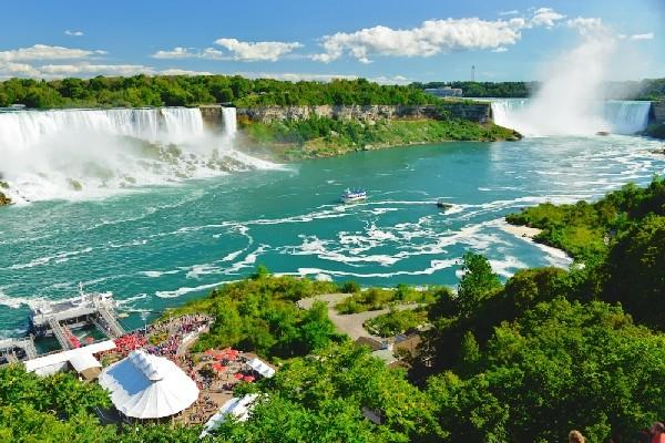 Nature - Circuit Splendeurs du Canada & des USA Montreal Canada