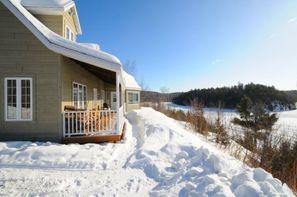 Vacances Montreal: Circuit Hiver au Lac Blanc - séjour multi activités