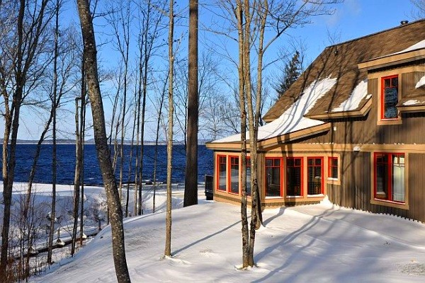 Facade - Circuit Immersion hivernale au village Windigo 4* Montreal Canada