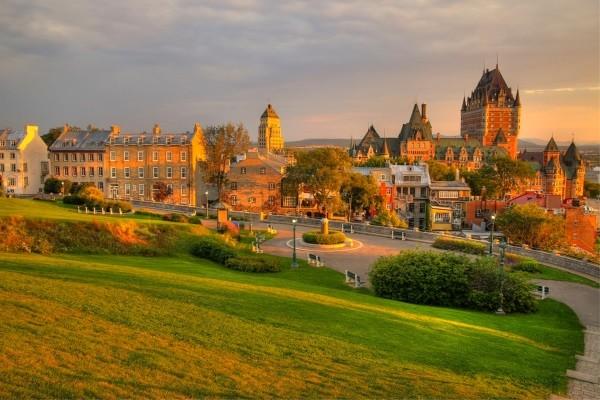 Ville - Circuit Authentique de l'Est Montreal Canada