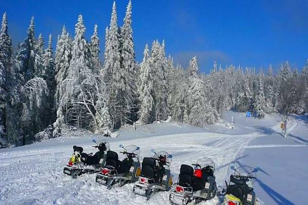 Nature - Circuit Immersion hivernale au village Windigo 4* Montreal Canada