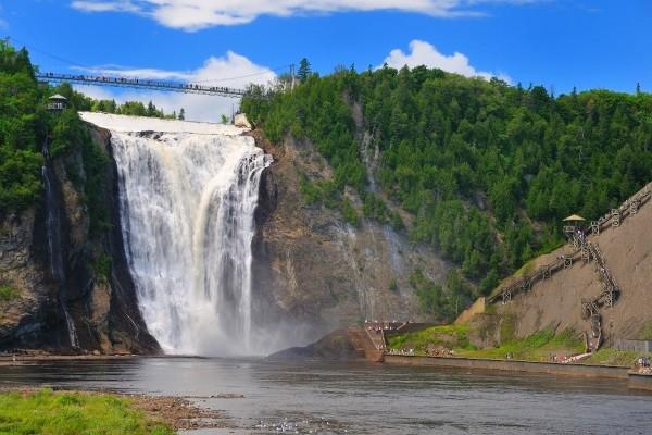 Nature - Circuit Est Canadien, Américain et Grands Lacs Montreal Canada