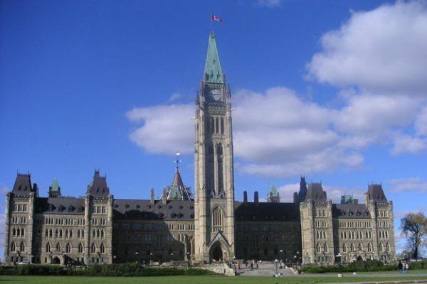 Ottawa - Colline parlementaire