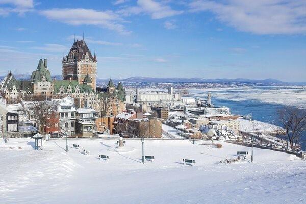 Ville - Circuit Découverte du Québec et Détente en Pourvoirie Montreal Canada