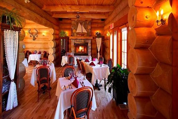 Restaurant - Circuit Immersion hivernale au village Windigo 4* Montreal Canada