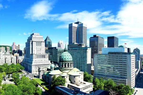 Ville - Circuit Evasion dans l'Est Canadien Toronto Canada